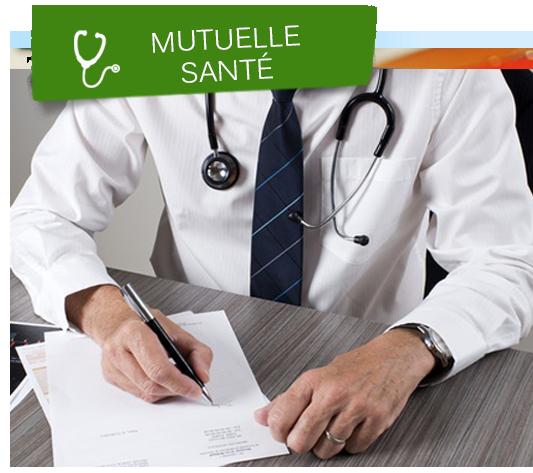 Médecin prescrivant une ordonnance à son patient